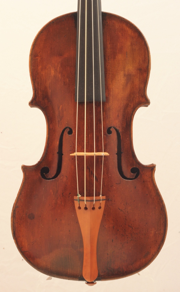 Irish Violin by James Perry