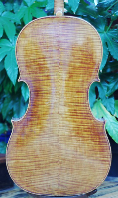 small French cello