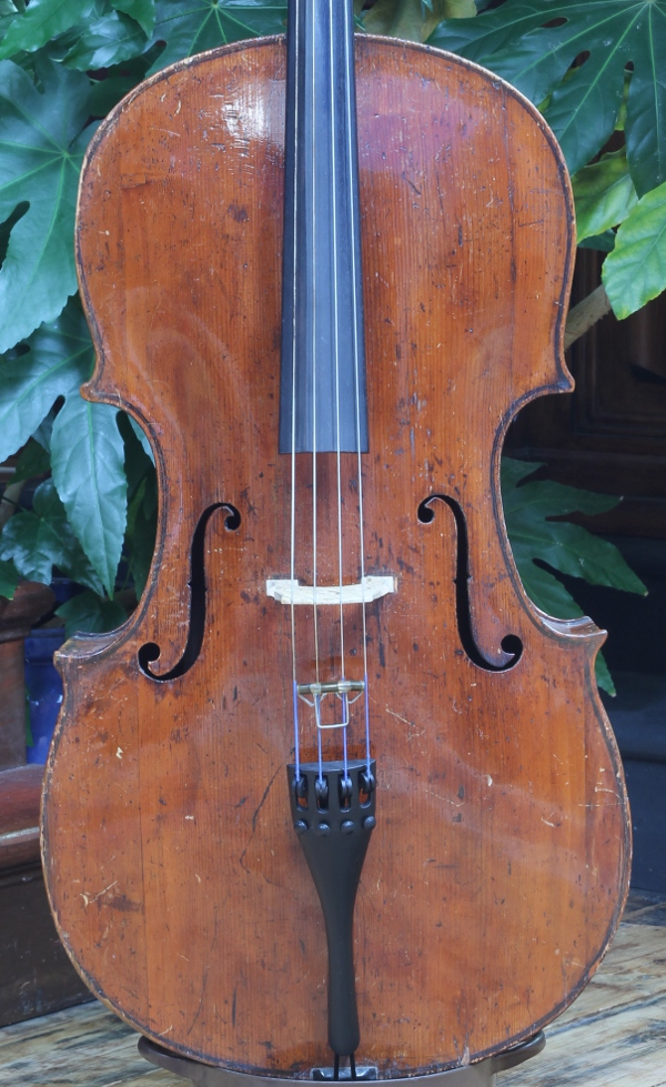 Irish Cello by James Perry