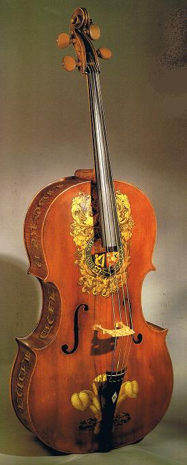 The Royal George cello