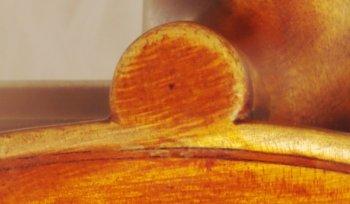 1905 Italian violin by Bisiach