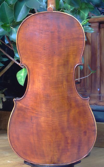 Cello by Thomas Kennedy