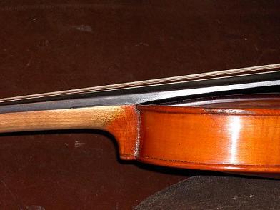 Violin by Anciaume